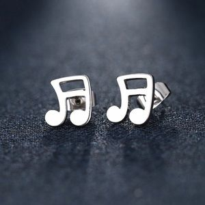 STAINLESS STEEL ♡ MUSIC Earrings